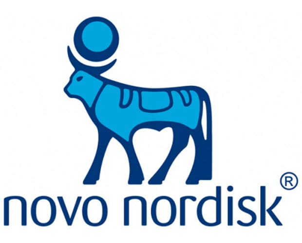 Novo Nordisk Logo - a global healthcare company with 90 years of innovation and leadership in diabetes care