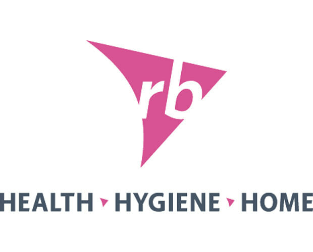 RB Logo - a company who owns various hygiene, health and nutrition companies