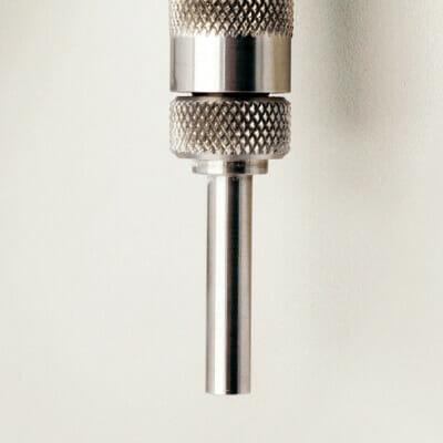 Gampette Precision Powder Pipette - close up of pipette